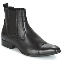 Shoes Men Mid boots Carlington RINZI Black