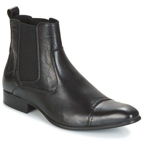 Shoes Men Mid boots Carlington RINZI Black