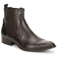 Shoes Men Mid boots Carlington RINZI Brown