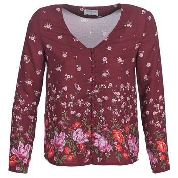 material Women Blouses Casual Attitude LICINIA Red