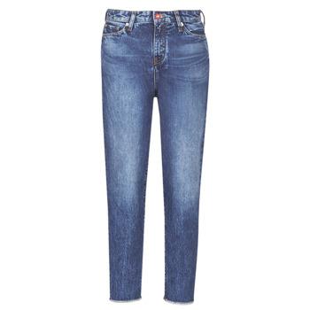 material Women Boyfriend jeans Armani Exchange 6GYJ16-Y2MHZ-1502 Blue