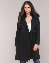 material Women coats Moony Mood PITELA Black
