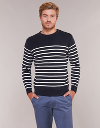 material Men jumpers Armor Lux MARIO Marine / White