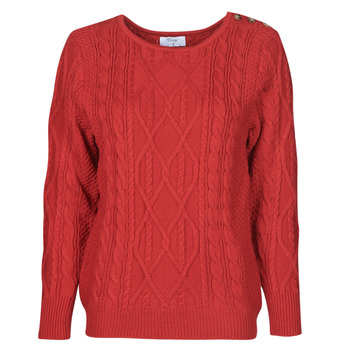 material Women jumpers Betty London LEONIE Red