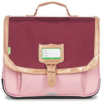 Bags Girl Satchels Tann's PALERMO CARTABLE 38 CM Pink