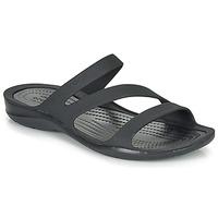 Shoes Women Sandals Crocs SWIFTWATER SANDAL W  black