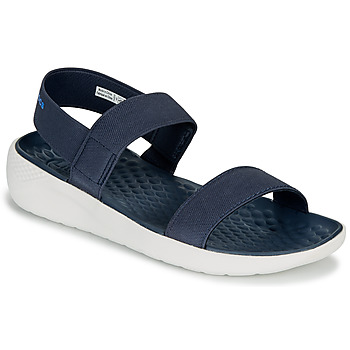 Shoes Women Sandals Crocs LITERIDE SANDAL W Navy / White