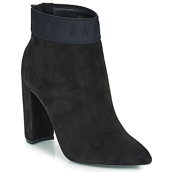 Shoes Women Ankle boots Ted Baker PRENOM Black