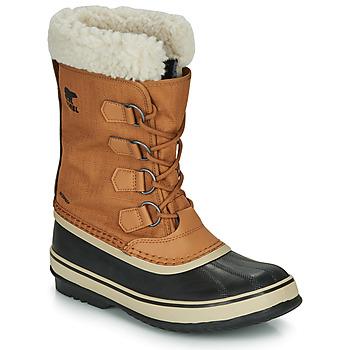 Shoes Women Snow boots Sorel WINTER CARNIVAL Camel