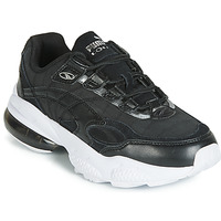 Shoes Women Low top trainers Puma CELL VENOM HYPERTECH Black / White