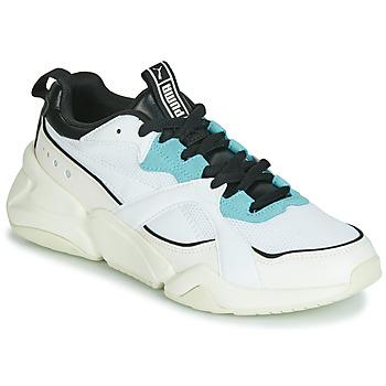 Shoes Women Low top trainers Puma NOVA 2 White