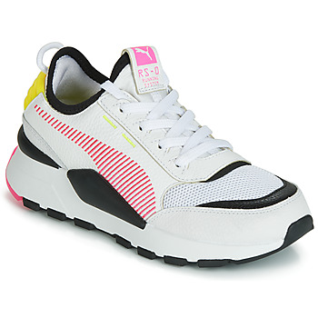 Shoes Women Low top trainers Puma RS-0 RE-REIN MU White