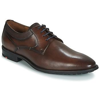 Shoes Men Derby shoes Lloyd JAYDEN Cognac