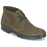 Shoes Men Mid boots Camper PEGASO Green / Kaki