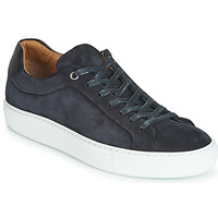 Shoes Men Low top trainers BOSS MIRAGE TENN SD Marine