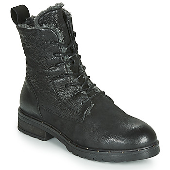 Shoes Women Mid boots Dream in Green  Black