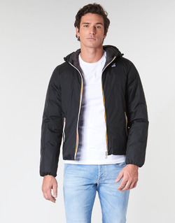 material Men Duffel coats K-Way JACQUES THERMO PLUS Black