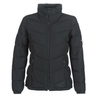 material Women Duffel coats Columbia PIKE LAKE JACKET Black
