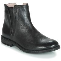 Shoes Girl Mid boots Acebo's 9671-NEGRO-T Black