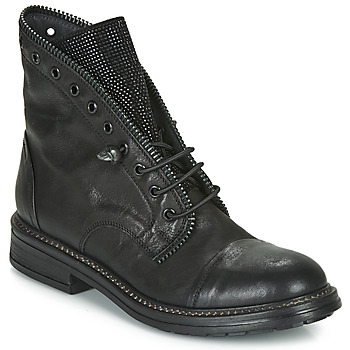 Shoes Women Mid boots Now ADIETE Black