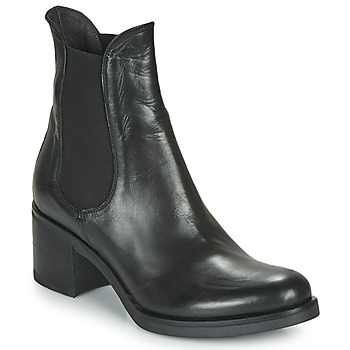 Shoes Women Ankle boots Fru.it VENETO Black