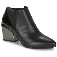Shoes Women Ankle boots United nude TETRA JACKY MID Black