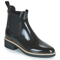 Shoes Women Wellington boots Lemon Jelly AVA Black / Gold
