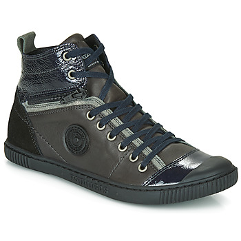 Shoes Women High top trainers Pataugas BANJOU Anthracite
