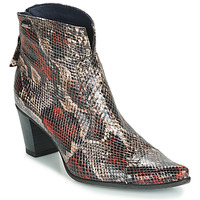 Shoes Women Ankle boots Dorking GRANADA Reptil