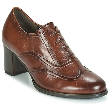 Shoes Women Brogue shoes Gabor 3524122 Brown