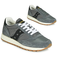 Shoes Low top trainers Saucony JAZZ ORIGINAL VINTAGE Grey / Black