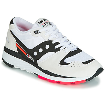 Shoes Men Low top trainers Saucony AZURA White / Black / Red