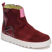 Shoes Girl Mid boots Agatha Ruiz de la Prada HOUSE Bordeaux