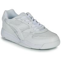 Shoes Low top trainers Diadora REBOUND ACE White