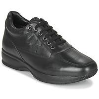 Shoes Men Low top trainers Lumberjack RAUL Black