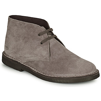 Shoes Men Mid boots Lumberjack BEAT Taupe