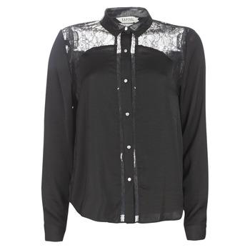 material Women Shirts Kaporal PARY Black