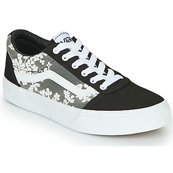 Shoes Children Low top trainers Vans MY WARD NR Black
