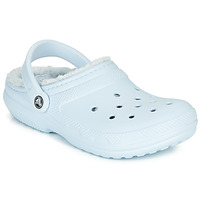 Shoes Women Clogs Crocs CLASSIC LINED CLOG Blue