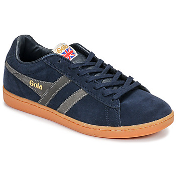 Shoes Men Low top trainers Gola EQUIPE SUEDE Blue / White