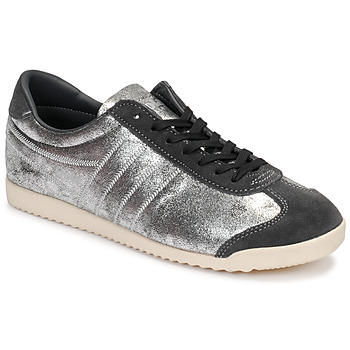 Shoes Women Low top trainers Gola BULLET LUSTRE SHIMMER Black / Grey