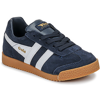 Shoes Children Low top trainers Gola HARRIER Marine