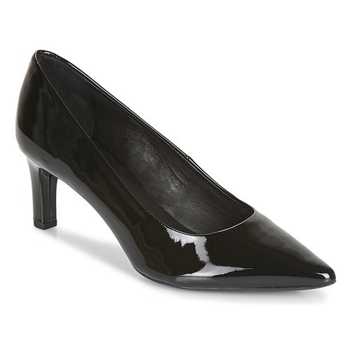 Shoes Women Court shoes Geox D BIBBIANA Black