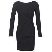 material Women Short Dresses Ikks BP30155-02 Black
