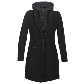 material Women coats One Step DRISS Black