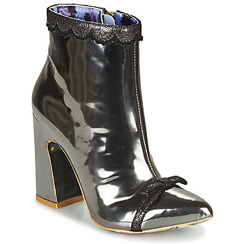 Shoes Women Ankle boots Irregular Choice ANASTASIA Black