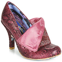 Shoes Women Court shoes Irregular Choice FLICK FLACK Pink