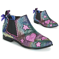 Shoes Women Ankle boots Irregular Choice STARLIGHT EMPRESS Pink