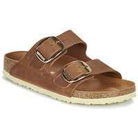 Shoes Women Mules Birkenstock ARIZONA BIG BUCKLE Brown
