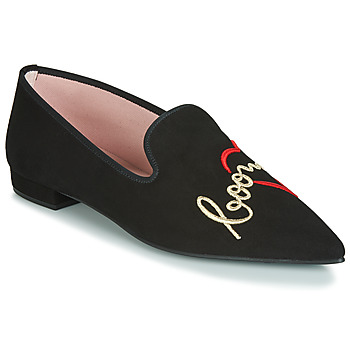 Shoes Women Ballerinas Pretty Ballerinas  Black
